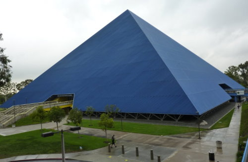pyramid at csulb
